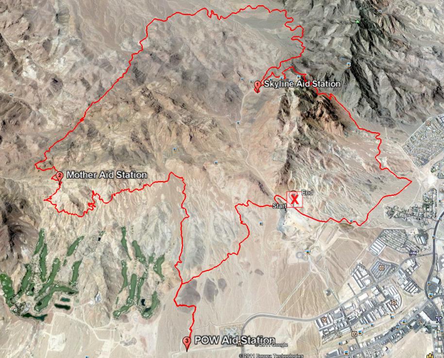 Bootlegger Map